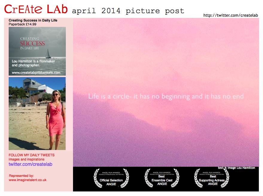 April Picture Post 2014